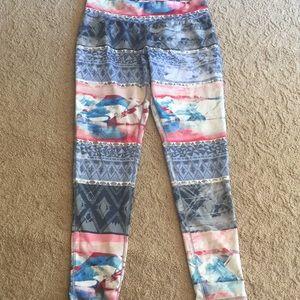 Yoga pants like new